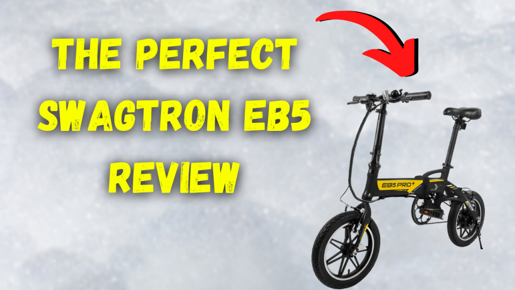 Swagtron EB5 Review